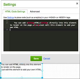 Plak of voer je code in het scherm in