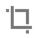Кнопка «Обрезать края изображения»