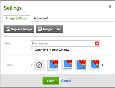 Haz clic en Configuración