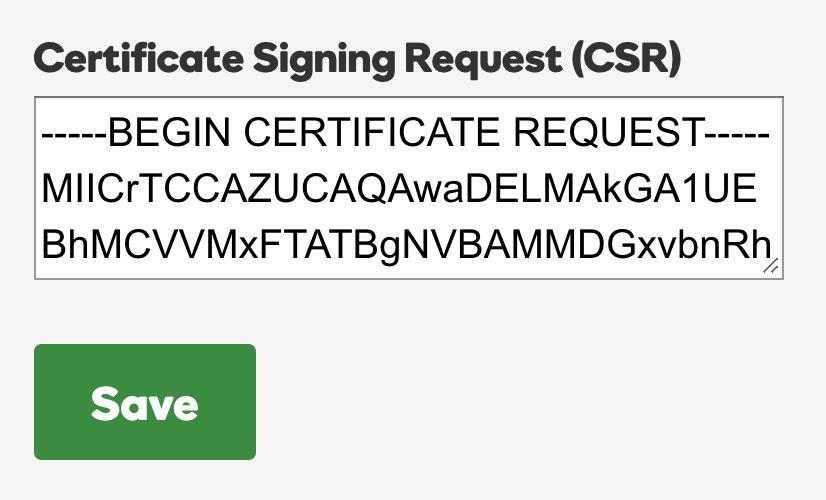 Rekey my certificate | SSL Certificates - GoDaddy Help US