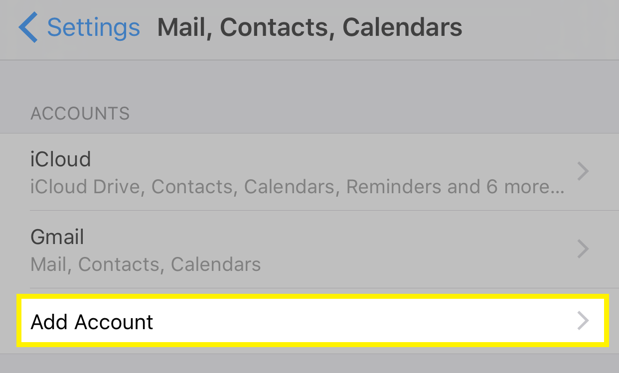 how to set up godaddy email on iphone 7
