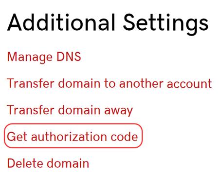 Haz clic para obtener el código de autorización
