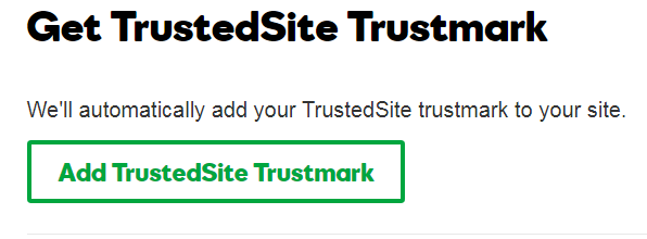 Publish Trusted Site