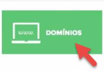 Botón de dominios