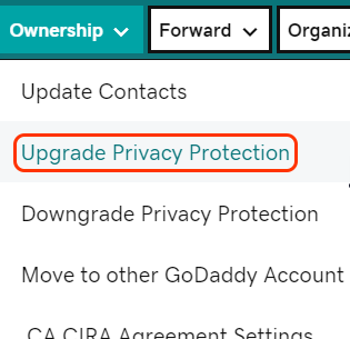 upgrade domain protection
