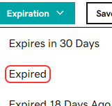 view expired domains