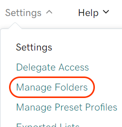 select update contacts