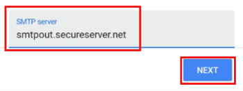Chỉnh sửa SMTP đi