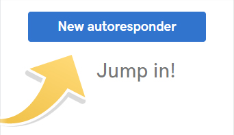 New autoresponder button