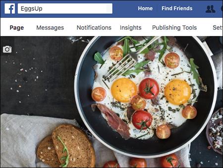 yeni veya güncellenmiş Facebook kurumsal sayfası