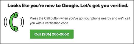 klikk på Call (Ring)