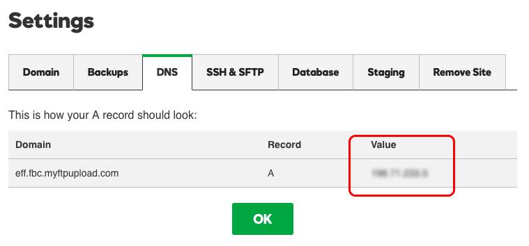 Click DNS