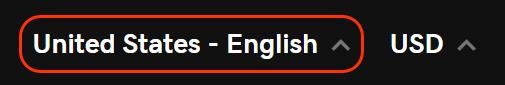 Quốc gia và ngôn ngữ hiện tại