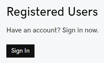 registered users sign in