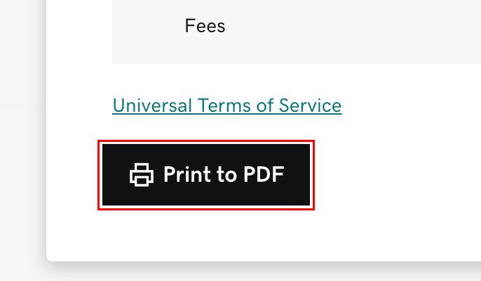 selecciona imprimir en formato pdf