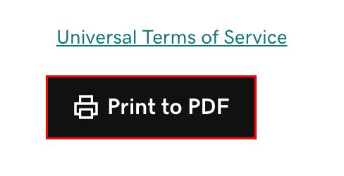 wybierz drukuj do pliku PDF