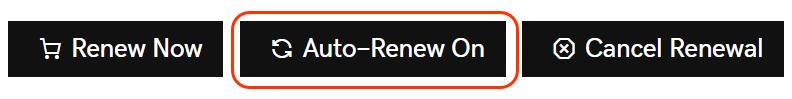 click Auto-Renew On