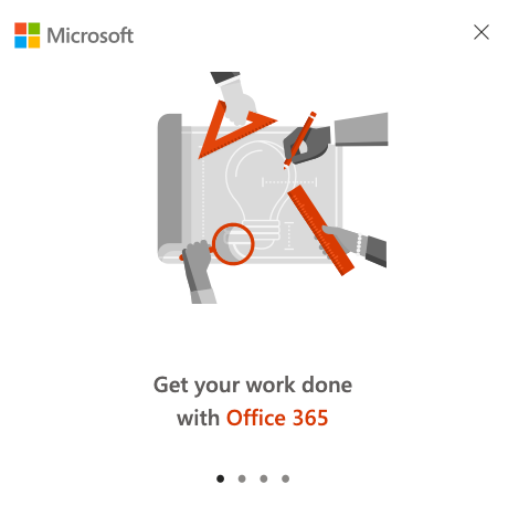 Get your work done with Office 365