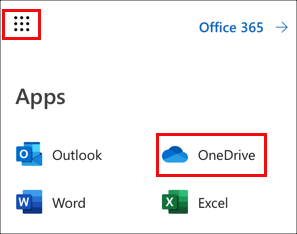 Sign into OneDrive | Office 365 from GoDaddy - GoDaddy Help US