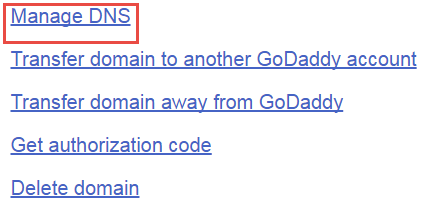 Add a subdomain that points to an IP address | Domains - GoDaddy ...