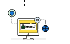 Periksa sertifikat SSL Anda