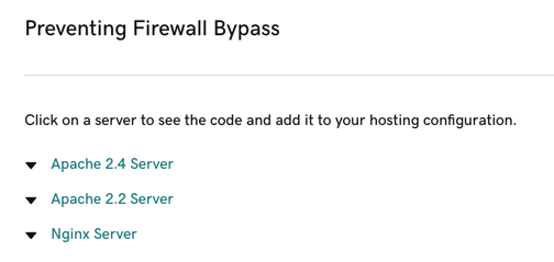 Evitando o desvio do firewall