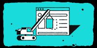 Aktualisieren Sie Ihren Content Management System (CMS) -Backstein