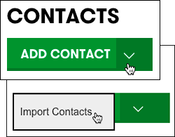 Click and choose Import Contacts